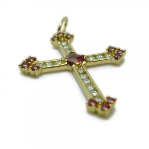 gold-ruby-diamond-cross
