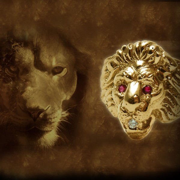 lion-lion-ring-left-GR-311