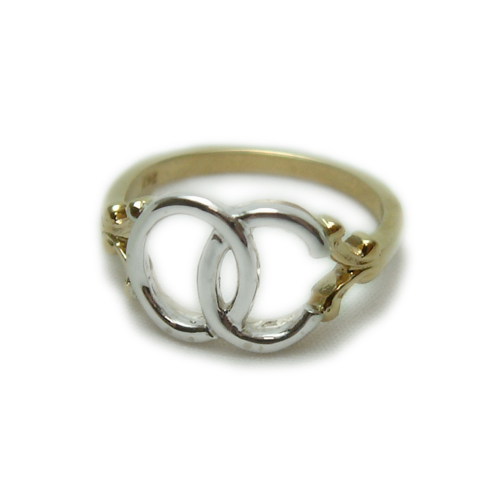 two tone white oc ring collections oc jewelry