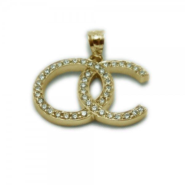 Yellow-Gold-Diamond-OC-Pendant