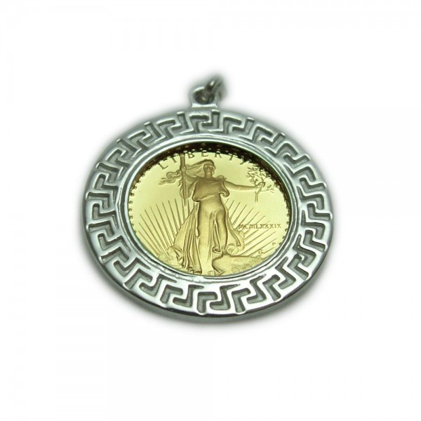 greek-key-coin-pendant