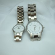 Ladies and Gent's Stainless Steel Watches