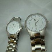 Ladies and Gent's Stainless Steel Watches0