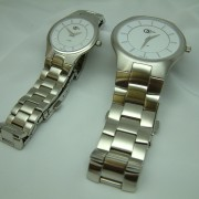 Ladies and Gent's Stainless Steel Watches1