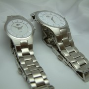 Ladies and Gent's Stainless Steel Watches2