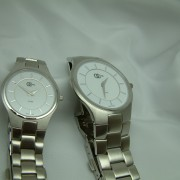 Ladies and Gent's Stainless Steel Watches3